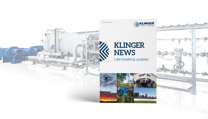 Nuevas noticias KLINGER Saidi